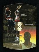 1997-98 Spx Grand Finale /50 Kenny Anderson 34