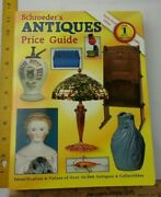 Schroeder's Antiques Price Guide Book 23rd Edition Value Guide