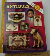 Schroeder's Antiques Price Guide Book 24th Edition Value Guide