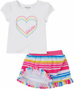Juicy Couture Big Girls 2pc Scooter Set Size 7 8/10 12 70