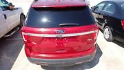 Trunk/hatch/tailgate Base Without Police Package Fits 16-19 Explorer 2335899