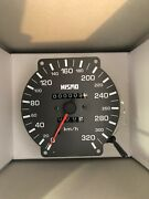 Brand New In Box Out Of Print Nissan Bnr32 Skyline Gt-r Nismo 320k Speedometer