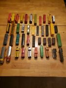 Lot Of 43 Ho Gauge Train Cars Life-like Ahm And Others As Is