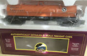 ✅mth Premier Great Northern Coil Car 20-90028 O Scale Freight Steel Mill