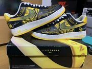 Sale Men 9.5us Nike Air Force Low Livestrong Pack From Japan Fedex No.4597