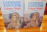 Calypso Magic Catherine Coulter. 2 Magic Series. Wow 1st Hbdj Unread In Melb