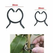 Plant Garden Clips Vegetable Plant Vine Support Clips For Holding Plant Stems