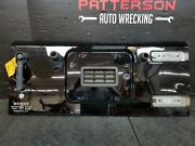 2014 Jeep Wrangler Rear Lower Tail Lift Gate, Black Paint Code Px8
