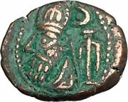 Kingdom Of Elymais Orodes I 2nd Century Ad Ancient Greek Type Coin Anchor I41567