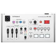 Roland Vr-1hd - Av Streaming Mixer With 3 Hdmi Inputs, 2 Mic Inputs
