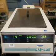 Lab-line 4682 Digital Reciprocating Water Bath Shaker, 120vac Tested Excellent