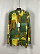 Crazy Shirts Long Sleeve Multicolor Vintage New Size Xl