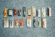 Assorted Monsterbass And Mystery Tackle Box Bass Lures