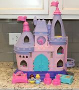 Fisher Price Little People Disney Princess Songs Palace Complete Set