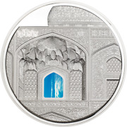 Palau 2020 20 Art Isfahan 3 Oz Proof 999 Silver Coin With Smart Minting