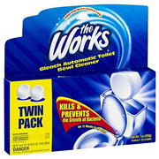 The Works Toilet Bowl Cleaner Pack Of 6