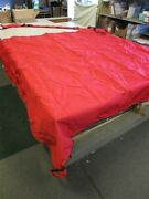 Tracker Party Barge 2006 - 2007 Bow Bimini Cover Red 72667-22 Marine Boat