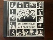 Beatles - What A Shame, Mary Jane Had A Pain At The Party Cd Apples 1002. 10251