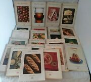 Vintage Time Life Foods Of The World Recipe Spiral Cookbooks Lot Of 21