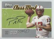 2004 Topps Draft Picks And Prospects Class Marks Philip Rivers Cm-pr Rookie Auto