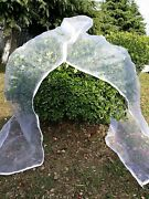 Bird Netting Insect Barrier Garden Plant Cover With Zipper And Rope-various Size
