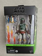 Star Wars Black Series Deluxe Bobba Fett F1271 Figure - Free Shipping