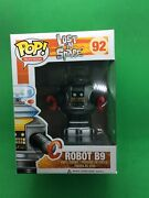 Funko Pop Television Lost In Space Robot B9 92 Vinyl Figure - Box Has Issues