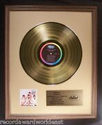 The Beatles Reel Music Lp Gold Riaa Record Award Capitol Records To The Beatles