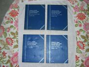 Morgan Silver Dollar Books All 4 Volumes Old Whitman Folder Sets