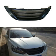 Fit For Nissan Altima Teana 2016-2018 Resin Front Upper Bumper Mesh Grill Grille