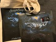 Sturgill Simpson A Sailor's Guide To Earth New Blue Colored Vinyl Lp And Tote Bag