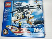 Lego City Coast Guard Helicopter 60013. Used Parts Open