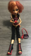 Monster High Toralei Stripe First Wave 11andrdquo Doll With Purse/belt/tail