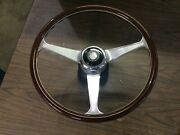 Mercedes 560sl Steering Wheel And039nardiand039 This Is Like New Condition