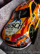 2017 Kevin Harvick Signed Busch Beer Outdoors Ford 1 24 Action Arc 222 Of 697