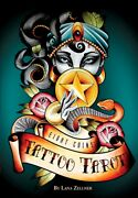 Eight Coins Tattoo Tarot By Lana Zellner 2018 82-card 188-page Book Us Games