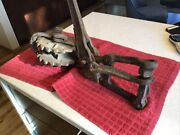 Antique 1905 Large Dillon Come Along With Rope / Fence Stretcher-puller