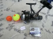 Shimano Lx200 Fishing Reel Made In Japan New Ande Line Hooks Lot16753