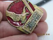 Rare Alpine Skiers Battalion Italy Wwiii Di Crest Military Medal Pin 2021a5