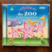 The Zoo Favourite Songs And Rhymes Cd Elc Early Leaning Cenre Pre-school Nursery
