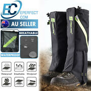 Outdoor Hunting Climbing Legging Gaiters Leg Cover Snow Snake Waterproof Boots