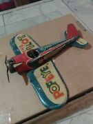 1930s Marx Popeye The Pilot Tin-litho Wind-up Parts/restore