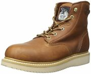 Georgia Menand039s Wedge Farm And Ranch Boots - G6342 - Choose Sz/color