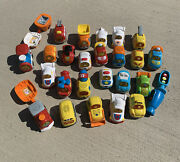 Vtech Go Go Smart Wheels Vehicle Car Lot Of 24 With Sound See Details