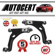 Vauxhall Astra H 2004-2010 Front Lower Suspension Control Arms / Wishbones L + R