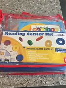 Lot Of 2 Kindergarten Learning Palettes Reading Math New K Common Core Wrap Ups