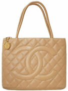 Gold Fittings Reprint Tote A01804 Women And039s Bag Week Warranty No.6719