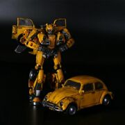 Transformers Bumblebee Transformation Toys Robot Car Anime Action Figures Truck