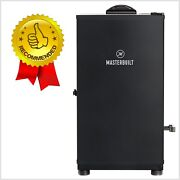 Masterbuilt Outdoor Barbecue 30 Digital Electric Bbq Meat Smoker Grill Black