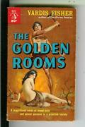 The Golden Rooms By Fisher, Pyramid R-472 Historical Gga Vintage Pb, Signed